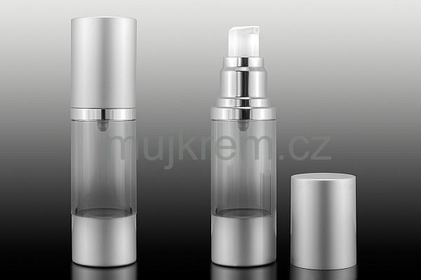 Lahvička Airless lux 50ml